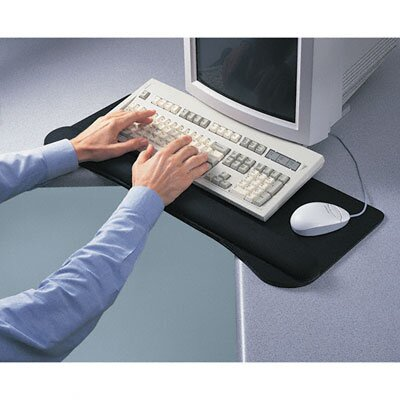 Acco Brands, Inc. Kensington Wrist Pillow Foam Keyboard Platform Wrist Rest