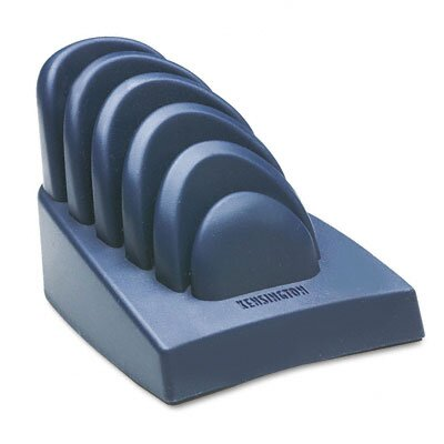 Acco Brands, Inc. Kensington Insight Priority Puck 5-Slot Desktop Copyholder
