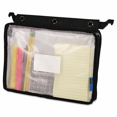 Advantus Corp. Expanding Zipper Pouch, 8-1/2 X 11