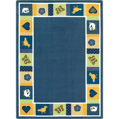 Joy Carpets Just for Kids Baby Bold Kids Rug