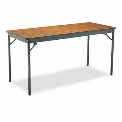 BARRICKS MANUFACTURING CO                          Special Size Folding Table, Rectangular, 60W X 24D X 30H