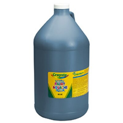 Crayola LLC Washable Paint Gallon Peach