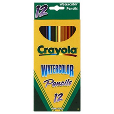 Crayola LLC Watercolor Pencils Full Length