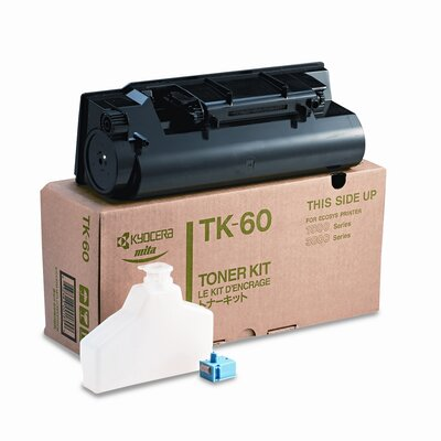 Canon TK60 Toner Cartridge, Black