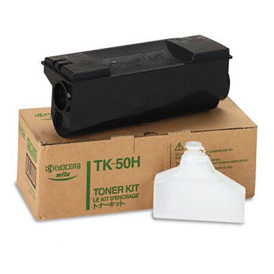 Canon TK50H (87800806) Toner Cartridge, Black