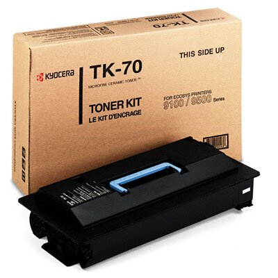 Canon TK70 (TK7041) Toner Cartridge, Black
