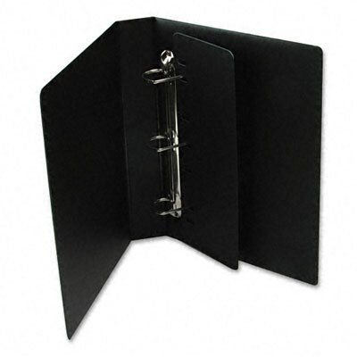 "Cardinal Brands, Inc Heavyweight Vinyl Slant-D 3-Ring Binder with Label Holder, 2"" Capacity"