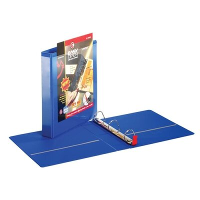 Cardinal Brands, Inc Locking Slant-D Ring Binders w/ Lifters, w/ Sheet Lifter, 1-1/2&quot; Cap., BE