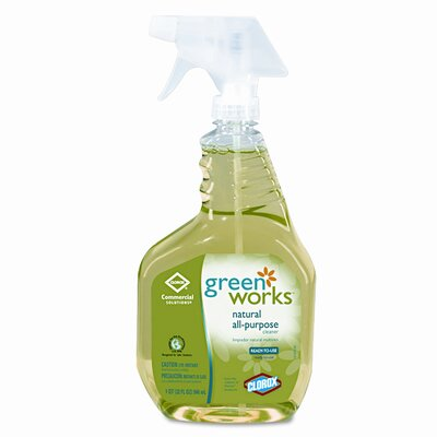 Clorox Company Green Works All-Purpose Cleaner, 32oz Spray Bottle