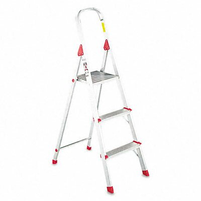 DAVIDSON LADDER, INC.                              Louisville #566 Three Foot Folding Aluminum Euro Platform Ladder