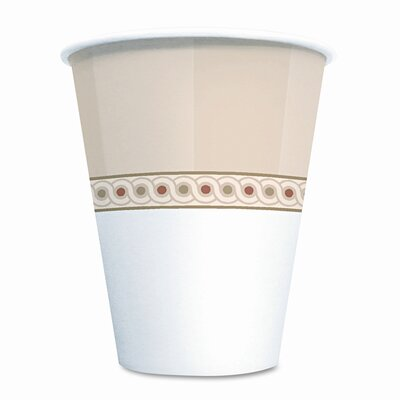 Dixie (2400 per Carton) 12 oz Cold Drink Cup in Sage