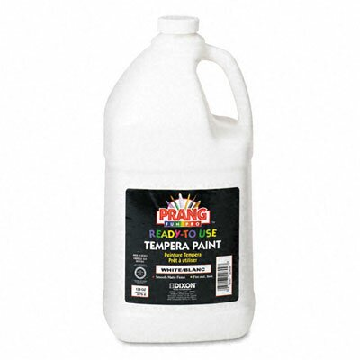 Dixon® Prang Ready-To-Use Tempera Paint, 1 Gal