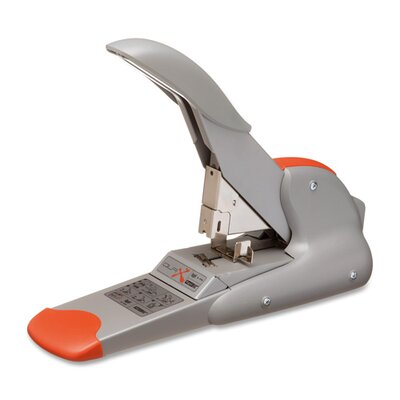 Esselte Pendaflex Corporation Heavy-Duty Stapler, 2-170 Sheet Capacity, Silver/Orange