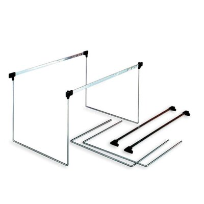 Esselte Pendaflex Corporation Actionframe Drawer Frames, Adjustable, Letter, Steel