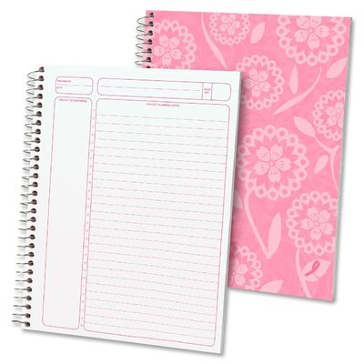 Esselte Pendaflex Corporation Breast Cancer Edition Project Planner
