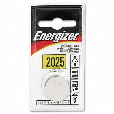 Energizer® Watch/Electronic/Specialty Battery, 2025