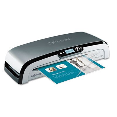 "Fellowes Mfg. Co. Venus Vl125 Laminating Machine, 12-1/2"" x 10 Mil Maximum Document Thickness"