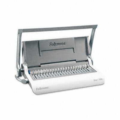 Fellowes Mfg. Co. Star 150 Manual Comb Binding Machine