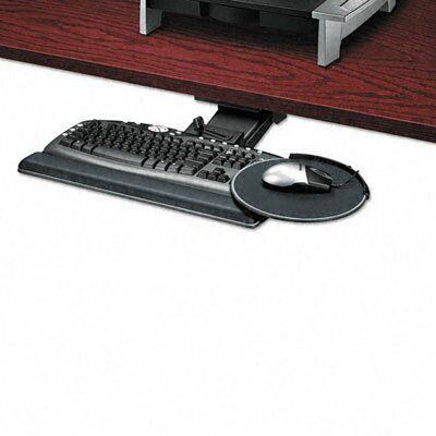 Fellowes Mfg. Co. Professional Executive Adjustable Keyboard Tray
