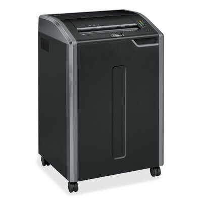 Fellowes Mfg. Co. Powershred 485Ci Cross Cut Shredder