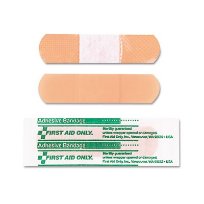 First Aid Only™ Plastic Bandages, 25/Box