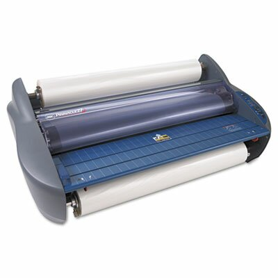 "GBC® Pinnacle 27 Two-Heat Roll Laminator, 27"" Wide, 3Ml Maximum Document Thickness"