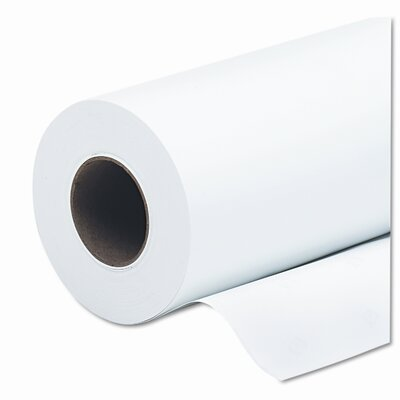 "HP Glossy Everyday Pigment Ink Photo Paper, 42"" x 100-ft Roll"