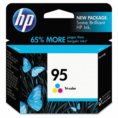 HP C8766WN (HP95) Inkjet Cartridge, Tri-Color