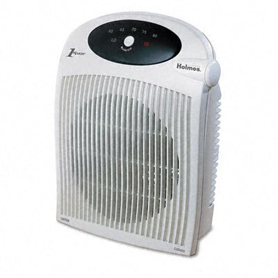 Holmes® Holmes 1,500 Watt Fan Forced Compact Electric Space Heater with Auto Shut-Off