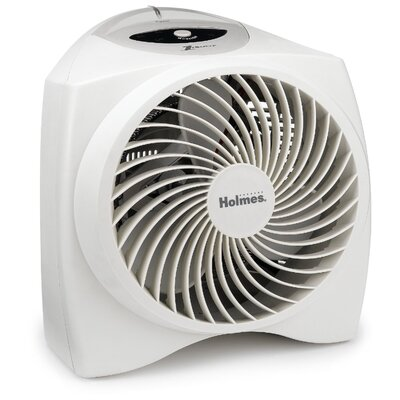 Holmes® Whisper Quiet Fan Forced Compact Space Heater with Thermostat