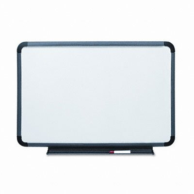 Iceberg Enterprises Ingenuity Dry Erase Board, Resin Frame With Tray