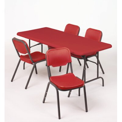 "Iceberg Enterprises IndestrucTable TOO 1200 Series 72"" Folding Table"