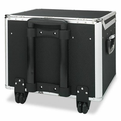 Ideastream Products Vaultz Lock Mobile File Chest Storage Box