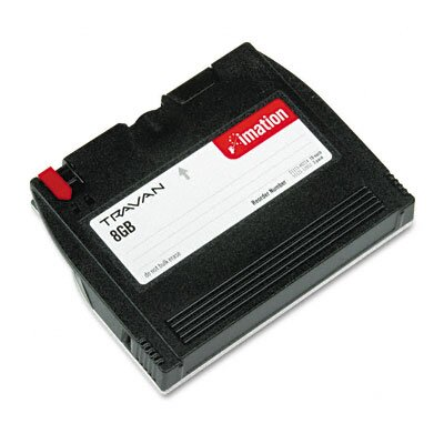 Imation 8 mm TR-4 Data Cartridge, 740ft, 4GB Native/8GB Compressed Data Capacity
