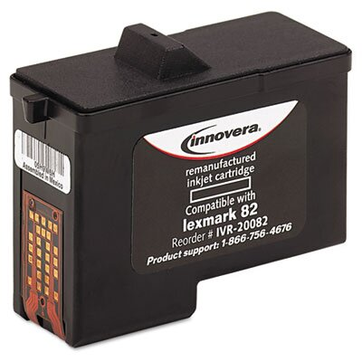 Innovera® Compatible 18L0032 (#82) Ink Cartridge