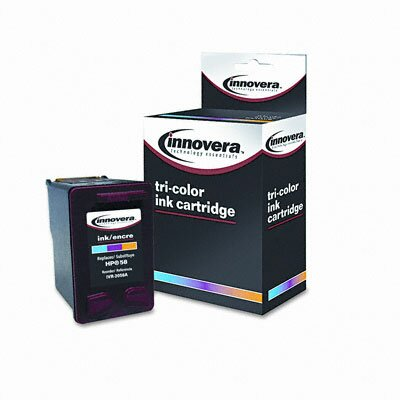 Innovera® Compatible C6658AN (58) Ink Cartridge