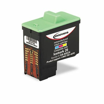 Innovera® Compatible 10N0026 (#26) Ink Cartridge