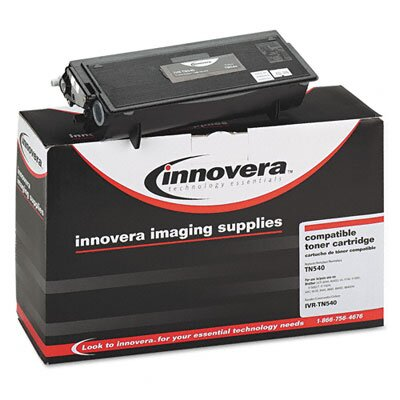 Innovera® Compatible, Remanufactured, Laser Toner, 3500 Page-Yield