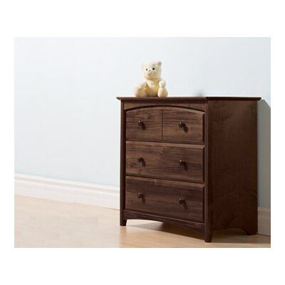 Storkcraft Beatrice 3-Drawer Chest
