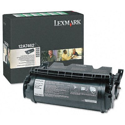 Lexmark International High-Yield Toner, 21000 Page-Yield