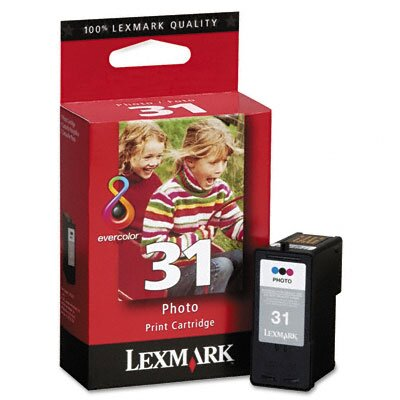 Lexmark International 31 High-Yield Photo Ink Cartridge
