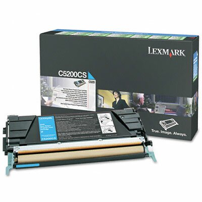 Lexmark International Toner Cartridge, 1500 Page-Yield