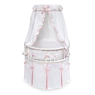 Elegance Bassinet with Bedding