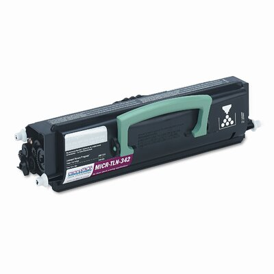 MicroMICR Corporation MICR Toner for E230, 232, 234, 240, 330, 332, 340,342, Equivalent to LEX-24015SA