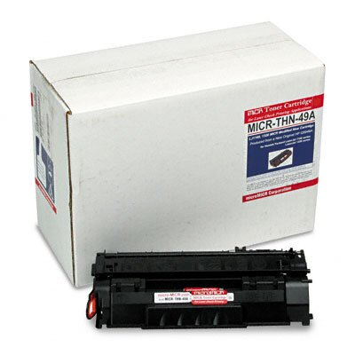 MicroMICR Corporation MICR Toner for LJ 1160,1320,1330, Equivalent to HEW-Q5949A