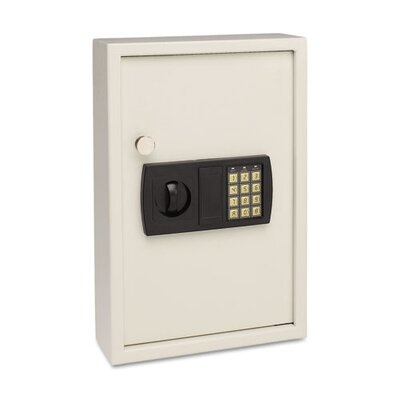 MMF Industries Steelmaster Electronic Key Safe