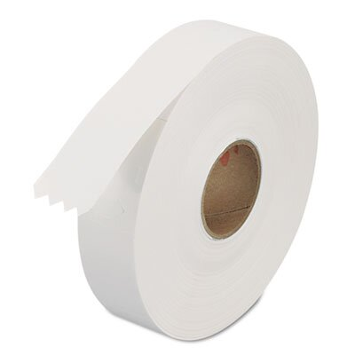 Monarch Marking Two-Line Pricemarker Labels, 3/4 x 1-1/4, White, 1000/Roll                                                                   