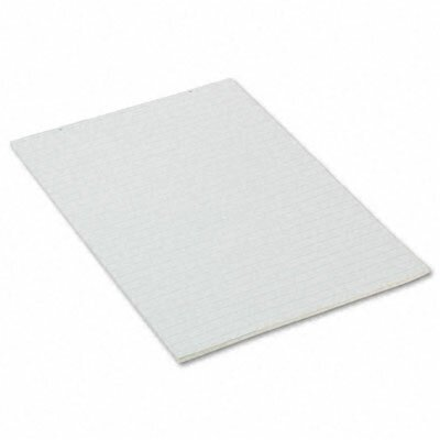 Pacon Corporation Primary Chart Pad, 1in Short Rule, White, 100 Sheets/Pad