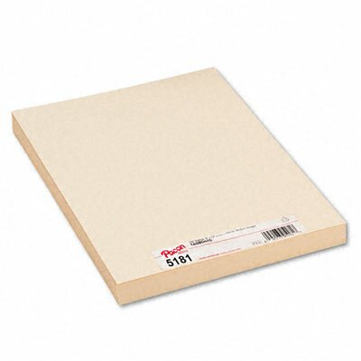 Pacon Corporation Medium Weight Tagboard, 12 X 9, 100/Pack