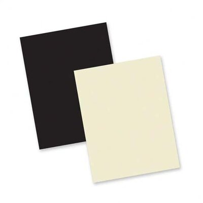 "Pacon Corporation Card Stock Paper,Classic,65 lb.,8-1/2""x11"",100/PK,Assorted"